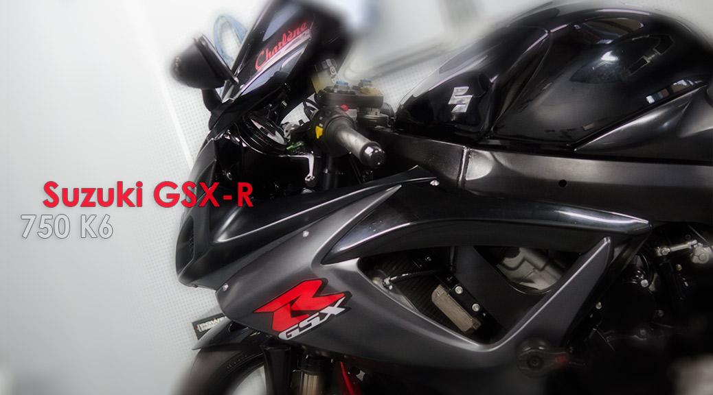 Suzuki GSX-R 750 K6
