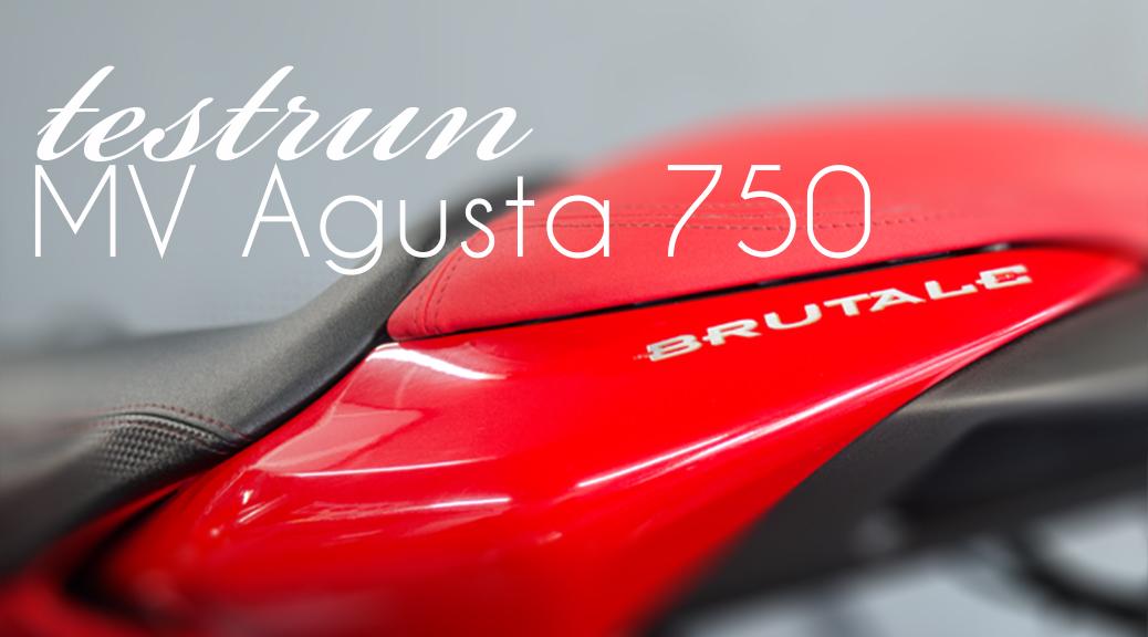 MV Agusta Brutale