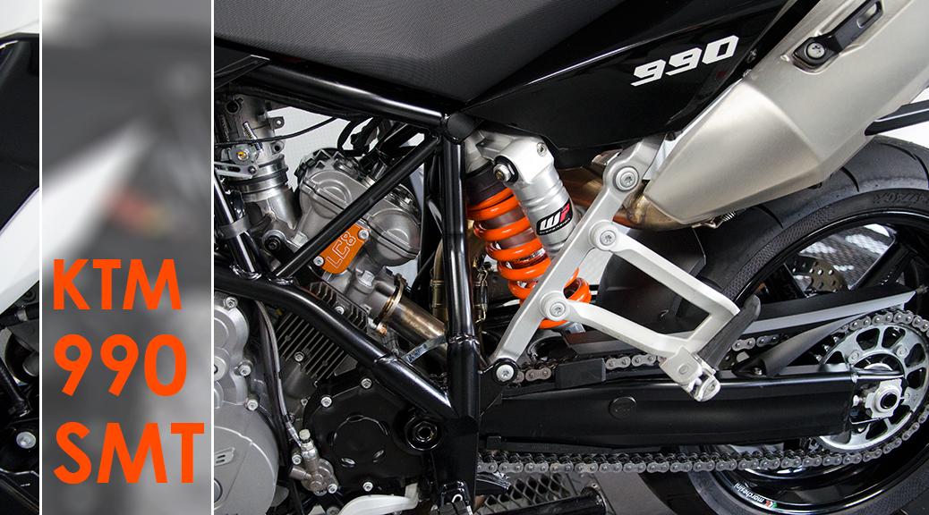 KTM 990S MT