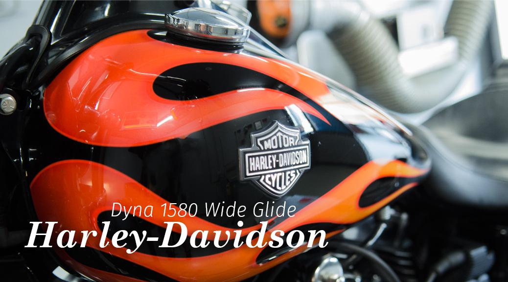 Harley-Davidson Dyna 1580 Wide Glide