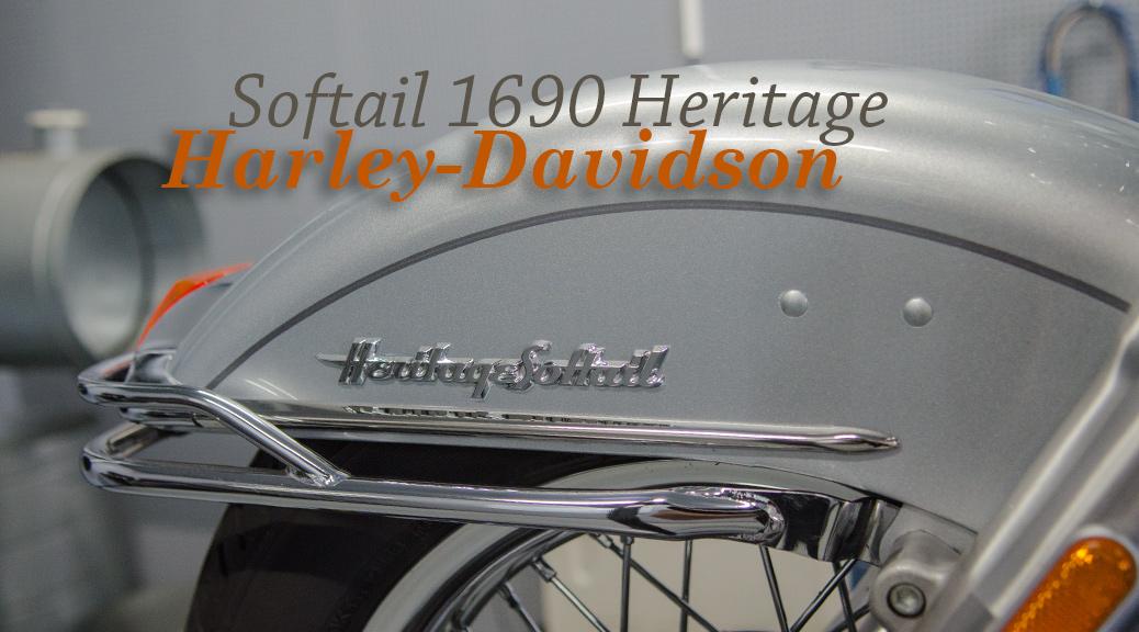 Harley-Davidson Softail 1690Heritage