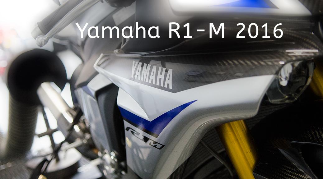 Yamaha R1-M2016