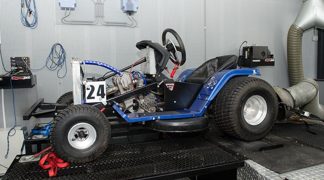 Dynojet Testbank Tuning Klijnstra Motoren